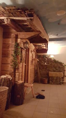 Alpengasthof Grobl-Alm: Sauna