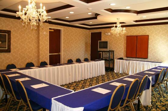 Hampton Inn & Suites Wellington: Meeting Room