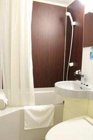 Super Hotel Osaka Tanimachi 4 Chome: バスルーム