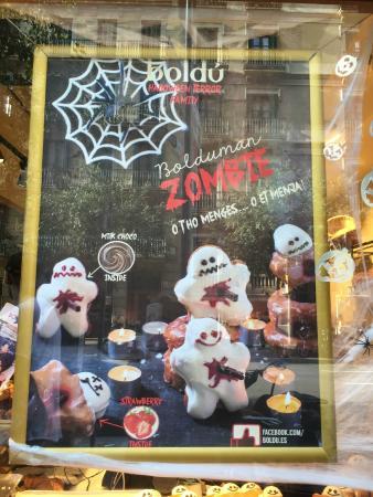 Halloween Thema.Thema Halloween Picture Of Boldu Barcelona Tripadvisor