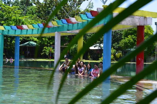 Drinkable water picture of soda swimming pool camiguin tripadvisor How to make swimming pool water drinkable