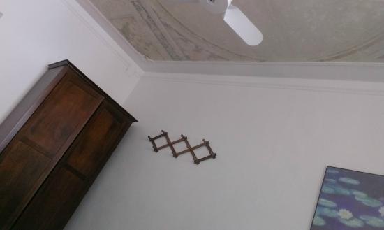 La Casa di Antonella: dettaglio camera n. 5