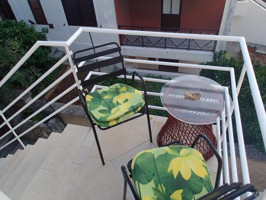 Villa Angel: 'balcony'!!