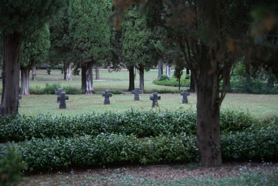 Marinefriedhof Pula