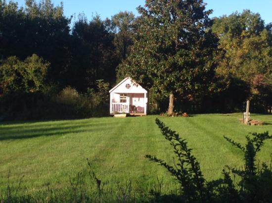 High Meadows Inn : Garden