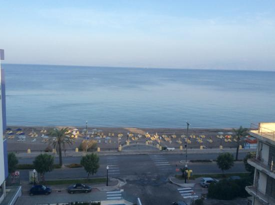 Kipriotis Hotel Rhodes: View from room daytime