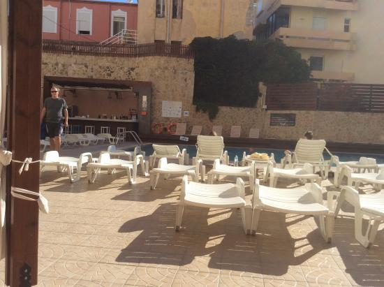 Kipriotis Hotel Rhodes: Pool
