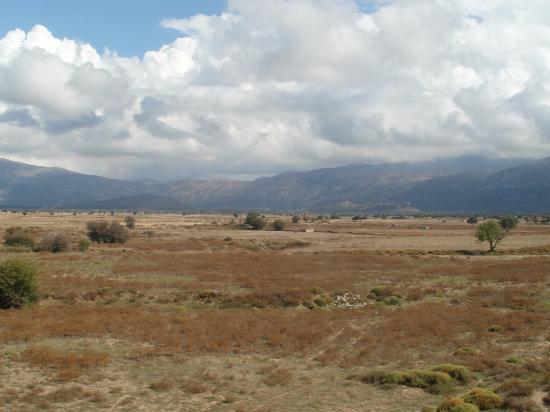 Lassithi Plateau - Foto van Lassithi Plateau, Lasithi ...