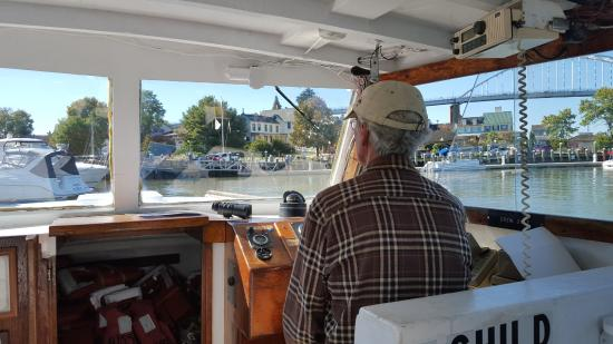 Chesapeake City, MD: Captain Ralph