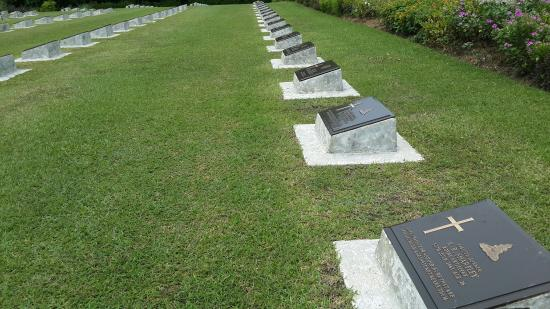 Labuan Town, Malasia: World War II Memorial