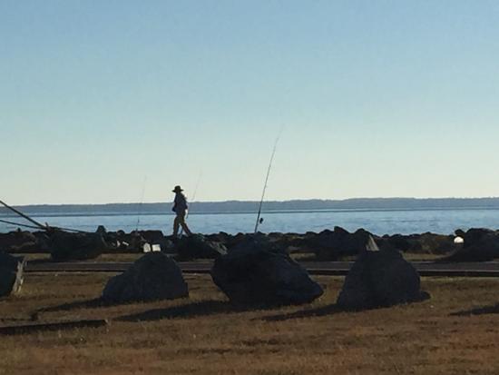 สกอตแลนด, แมรี่แลนด์: Fishing spot