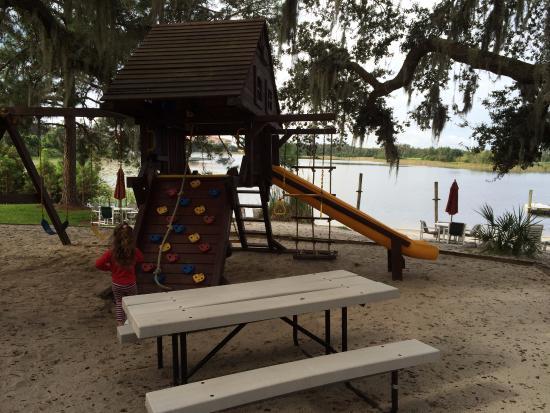 Lifetime of Vacations Resort at Grand Lake : Area de juegos para niños