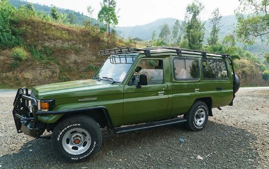 Intare Safaris Rwanda