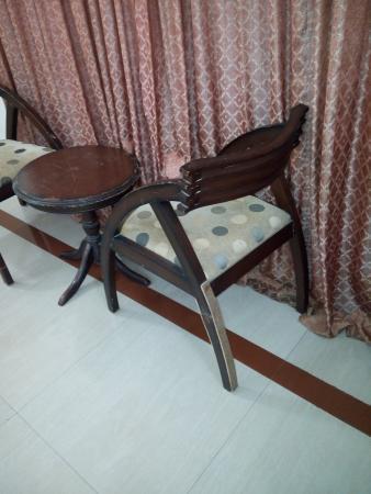 The Triple 'C': Furniture