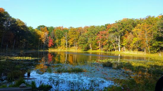 Albion, IN: Chain O'Lakes State Park