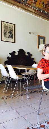 Ostello di Perugia: sala de estar