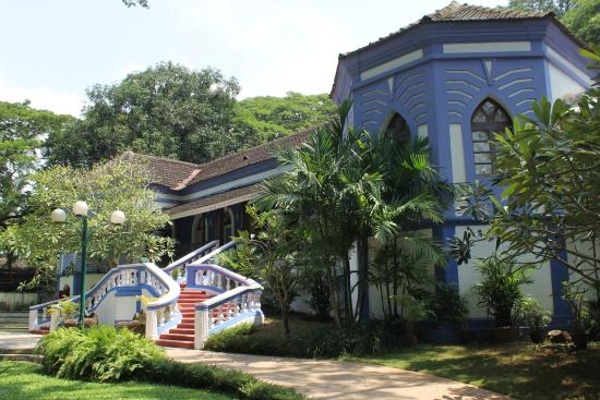 Sunaparanta, Goa Centre for the Arts
