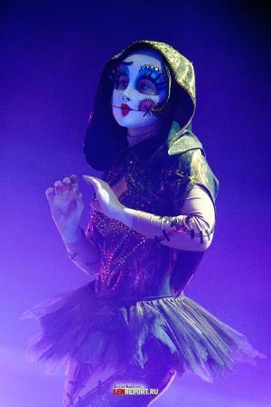 Great Moscow State Circus on Vernadskogo: Хранительница в исполнении Елены Петриковой