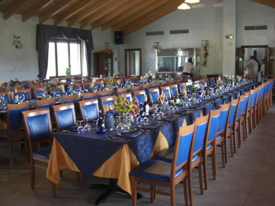 ristorante del peso: SALONE 150 POSTI A SEDERE