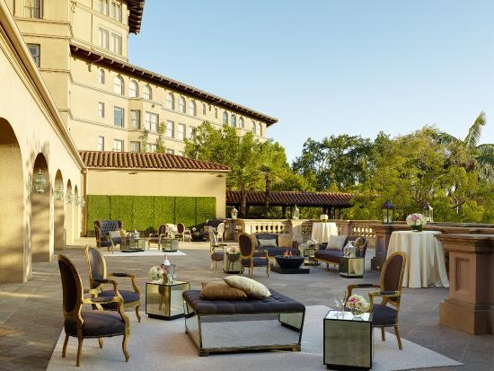The Langham Huntington, Pasadena, Los Angeles: Viennese Terrace