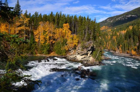 Rearguard Falls Provincial Park