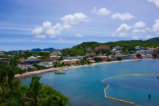 La Pointe du Bout, Plage de l'Anse Mitan