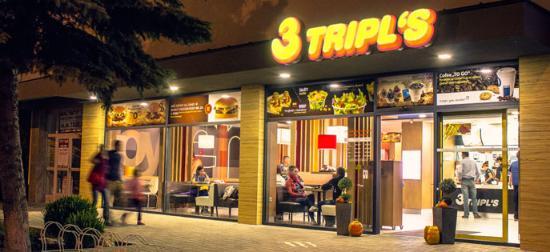 3 Tripl's Fast Food