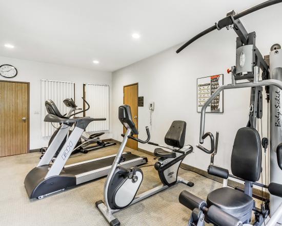 Comfort Inn Ellsworth - Bar Harbor: Fitness