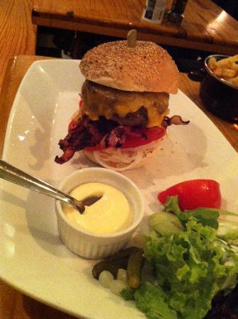Drogenbos, België: Burger