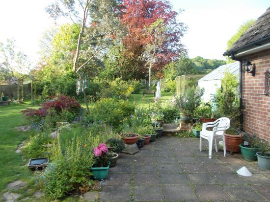 Somerville Ahtelhampton B U0026 B: Tranquil Garden