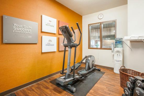 Comfort Suites Portland Airport: Fitness Room