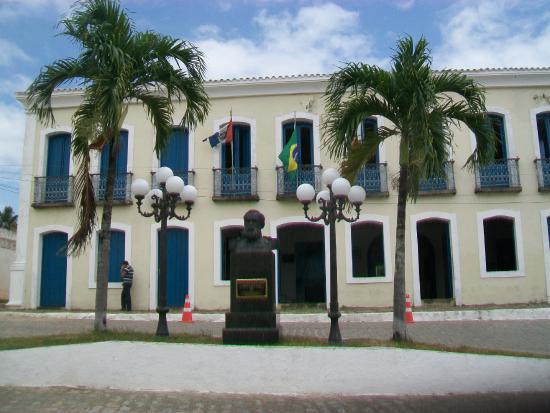 Palacio Provincial De Marechal Deodoro