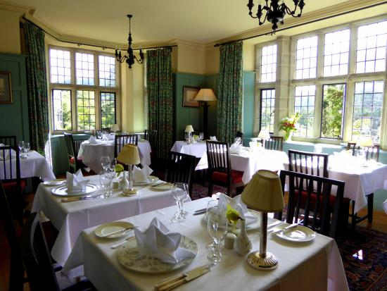 Caragh Lake, Irlandia: dining room