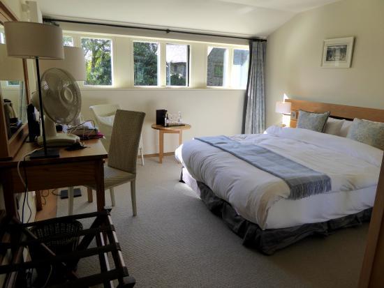 Caragh Lake, Irlandia: our room