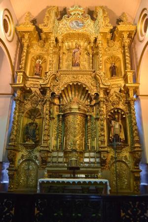 historia iglesia san jose panama:
