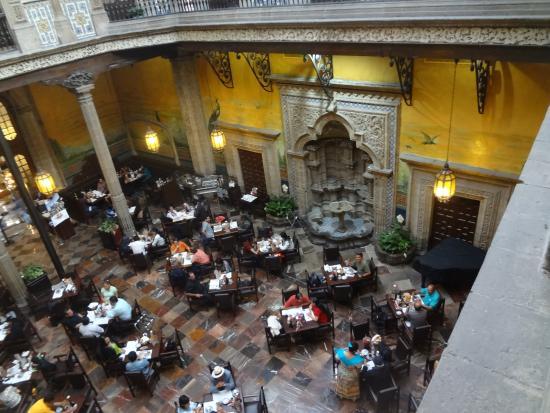 Azulejos tienda y restaurante picture of sanborns de los for Restaurante azulejos