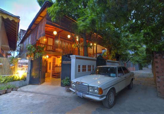 高棉吳哥窟飯店