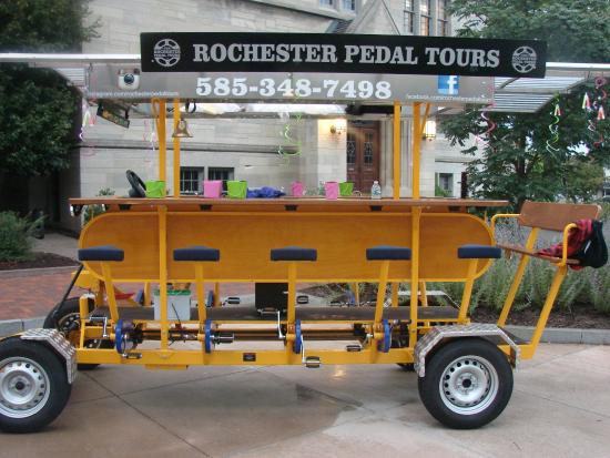Rochester Pedal Tours 2021 All You
