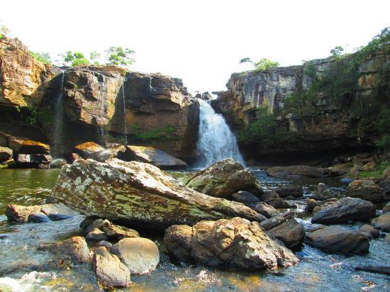 Cachoeira Tres Barras