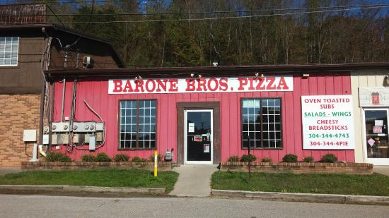 Barone Bros Pizza