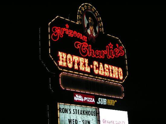 Arizona Charlie's Decatur : ランドマークはきれいです。