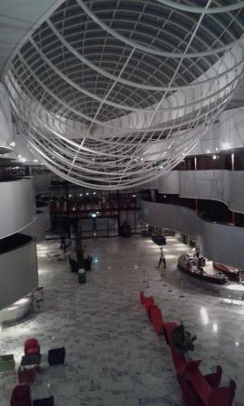 Royal Tulip Brasília Alvorada: lobby
