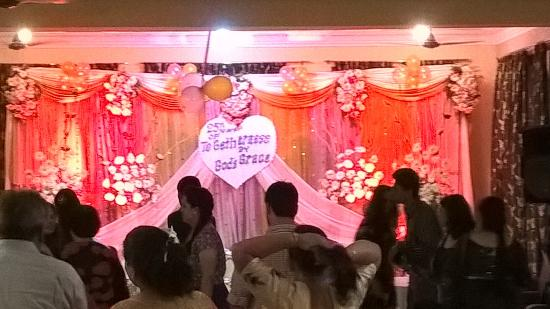 Hotel Sujatha Residency : Banquet Party Image