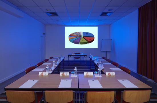 Ibis Marne La Vallee Champs: Salle de réunion