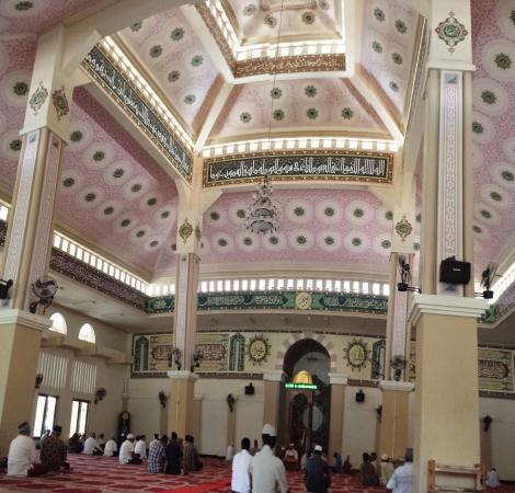 Baiturrahim Great Mosque