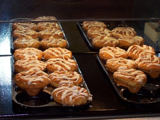 Plymouth, North Carolina: Breakfast Bar
