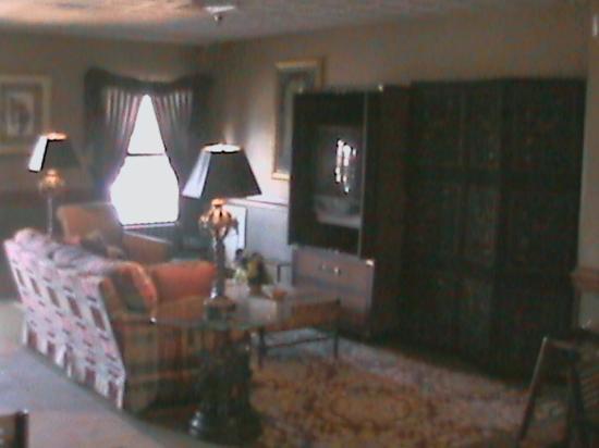 Plymouth, North Carolina: Hotel Lobby