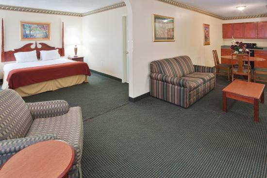 Plymouth, Carolina del Norte: Presidential Suite