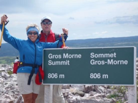 Norris Point, Canada: Summit at Gros Morne