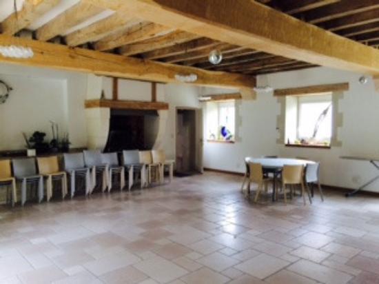 Domaine de La Poignardiere: Salle de réception